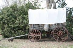 zakrywający furgon Obraz Stock