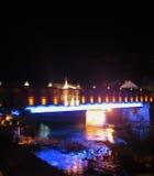 Zakrywający most obraz royalty free