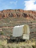 zakrywający furgon Zdjęcia Stock