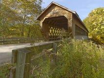 Zakrywający most Zdjęcia Stock