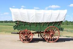 Zakrywający furgon Fotografia Stock