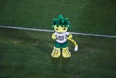 Zakumi - South African 2010 Mascot royalty free stock photo