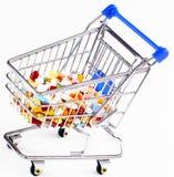 Zakupów leki Zdjęcie Stock
