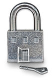zakupu domu klucz Obrazy Royalty Free