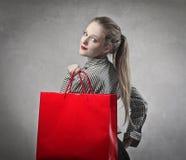 Zakupy Fotografia Stock