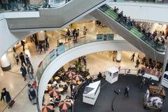 Zakupy centrum handlowe Obraz Stock