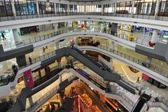 Zakupy centrum handlowe Obrazy Stock