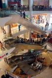 Zakupy centrum handlowe Zdjęcie Stock
