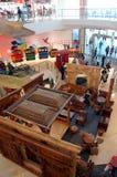 Zakupy centrum handlowe Zdjęcie Royalty Free