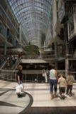 Zakupy centrum handlowe Toronto Obraz Stock