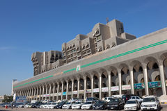 Zakupy centrum handlowe w Kuwejt mieście Obrazy Royalty Free
