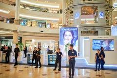 Zakupy centrum handlowe w Petronas bliźniaczych wieżach Zdjęcie Stock