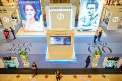 Zakupy centrum handlowe w Petronas bliźniaczych wieżach Zdjęcia Stock
