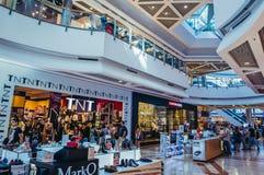 Zakupy centrum handlowe w Tel Aviv Fotografia Stock