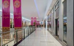 Zakupy centrum handlowego wnętrza Zdjęcia Stock