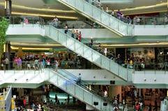 Zakupy i Winda Obrazy Stock