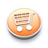 Zakupy ikona ilustracji