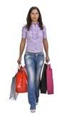 zakupy kobieta zdjęcia royalty free