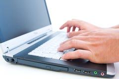 zakupy on - line obraz stock