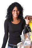 zakupy podróży, Fotografia Stock