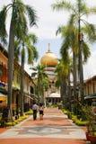 zakupy Singapore Zdjęcie Royalty Free