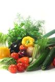 zakupy warzywo zdjęcia stock