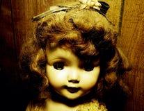 Zakurzony Dolly Obraz Stock