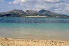 Zakynthos, île ionienne Image libre de droits