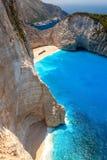 Zakynthos Греция Стоковая Фотография