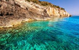 Zakynthos Stock Foto's