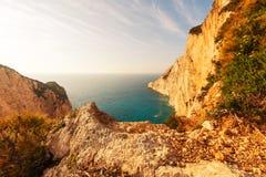 Zakynthos Foto de Stock