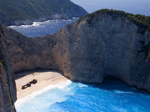 Zakynthos. Zakynhos Beach Royalty Free Stock Images