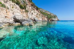 Zakynthos Royalty Free Stock Photo