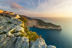 Zakynthos Stock Photo