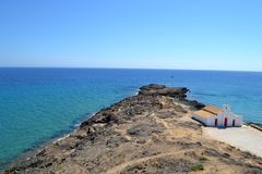 Zakynthos, Grèce Photo libre de droits