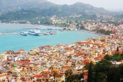 Zakynthos, Grèce images libres de droits