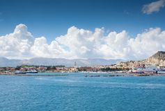 Zakynthos, Grece Royalty Free Stock Images