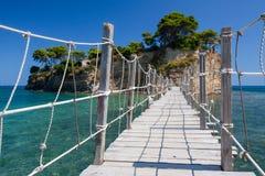 Zakynthos-Insel Stockfoto