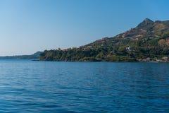 Zakynthos-Insel Stockfotografie