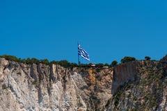 Zakynthos-Insel Stockbild