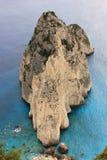 Zakynthos-Insel, Mizitres bei Keri Lizenzfreies Stockfoto