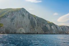Zakynthos Ionian wyspy Zdjęcia Stock