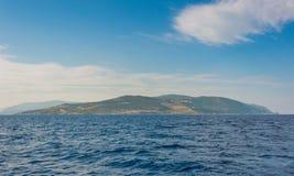 Zakynthos Ionian wyspy Fotografia Royalty Free