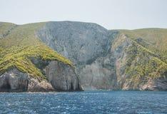 Zakynthos Ionian wyspy Obraz Stock