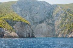 Zakynthos Ionian wyspy Fotografia Stock