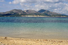 Zakynthos, Ionisch eiland Royalty-vrije Stock Afbeelding