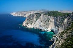 Zakynthos island Greece Royalty Free Stock Photos