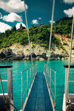 Zakynthos  island, Greece Royalty Free Stock Images