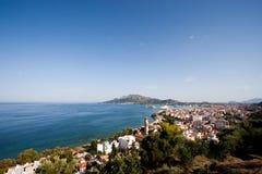 Zakynthos port Stock Images