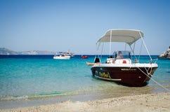 Zakynthos wakacje obrazuje inspirować dla wakacje na wyspie Obraz Royalty Free
